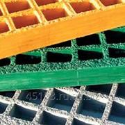 Пластиковый настил GFK фото