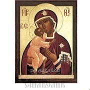 Икона Божией Матери Феодоровская фото