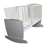 Детская кроватка трансформер для малыша фото