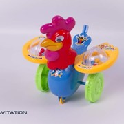 Игрушка-каталка Петух 525289 фото