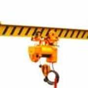 Кран мостовой однобалочный подвесной, г/п 1-5 тн для установки в закрытых цехах и выполнения погрузочно-разгрузочных работ , пр-во ЗПММ, г. Запорожье, Украина фото