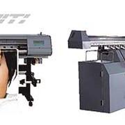 Цифровая широкоформатная печать на банерах, бумаге, пленке фото