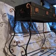Мангалы кованные, в наличии и под заказ. фото