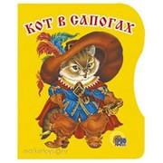 Книга Вырубка 978-5-378-00257-3 Кот в сапогах фото