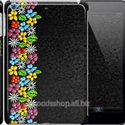 Чехол на iPad mini цветочный орнамент 2390c-27 фото