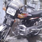 Мотоцикл Mustang MT110-2В (Alpha) фото