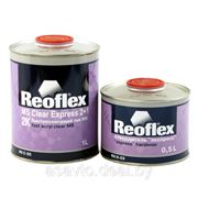 Лак акриловый Reoflex Clear Express 2+1 MS фото