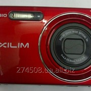 Цифровой фотоаппарат Casio EX-Z32 -16 Mp. - RED - Идеал ! фото