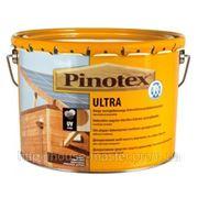 Краска для деревянного дома Pinotex Ultra фото