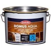 Краска для дерева DOMUS AQUA 10л фото