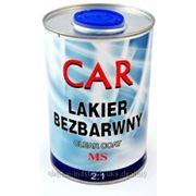 """Лак автомобильный акриловый CAR MS 2:1 """"EXLAK"""" 1 л.+ отвердитель 0,5 л. фото"""