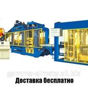 Линия для производства шлакоблоков QTJ6-15AB фото