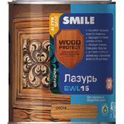 Лазурь «SMILE®WOOD PROTECT®» SWL15 фото