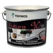 Краска алкидная Futura 90, 0.9 л. фото