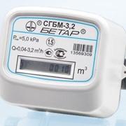 Счетчик газа СГБМ-3,2 фото