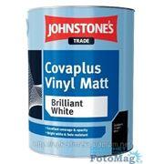 Краска виниловая, Johnstone's Cova Plus Vinil Matt Emulsoin фото