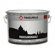 Краска для крыш Tikkurila Panssarimaali, C, 9л фото