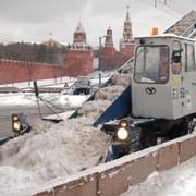 Снегоуборочная техника КО-206 фото