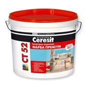 Ceresit CT 52 Премиум Итерьерная акриловая краска (10л) фото