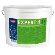 Краска Sadolin Expert 4 (глубокоматовая) моющаяся 10 л фото