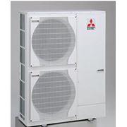 Тепловые насосы ZUBADAN Inverter фото