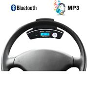FM модулятор на руль.SD/USB/MMC слот. Опция Bluetooth. Радио гарнитура. фото