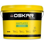 Краска фасадная OSKAR MATTLATEX латексная фото