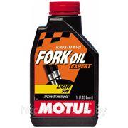 Motul 5W Fork Oil Expert (1L) 101142 фото