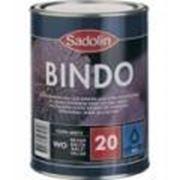 BINDO 3 Sadolin Глубокоматовая краска для потолка и стен Донецк Садолин фото