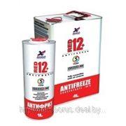Antifreeze Red 12+ (суперконцентрат), жестяная банка 4,5 кг