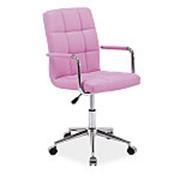 Кресло компьютерное Signal Q-022 (розовый) фото