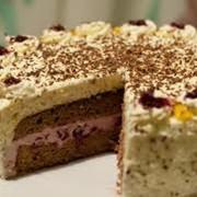 Торты бисквитные, фото