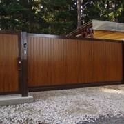 Ворота откатные, распашные DoorHan фото