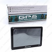 GPS Навигатор Pioneer AP-790 HD 4GB Black (Черный) фото