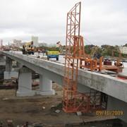 Платформа мостовая ПГММ 7-П фото