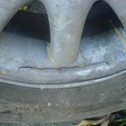 Ремонт трещин легкосплавных дисков в Киеве фото