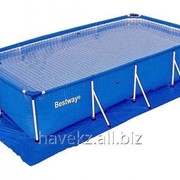 Каркасный бассейн Bestway 56044 Steel Pro Frame Pool, 400x211x81 фото