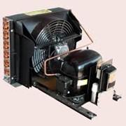 Установка холодильных агрегатов фото