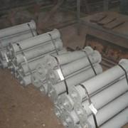 Ролики шахтные подканатные фото