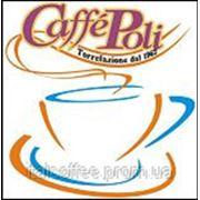 Наклейка-чашка Caffe Poli фото