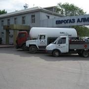 Установки газовые передвижные фото