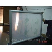 Изготовление плоских лайтбоксов фото