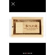 Деревянные флеш карты фото