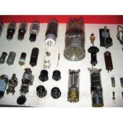 Радиолампы Видиконы Декатроны Кенотроны Разрядники Тиратроны Фотоумножители фото