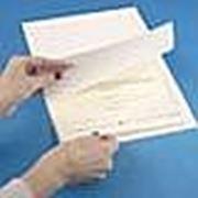 Защитный конверт для ламинирования и фольгирования А3 фото