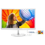 Монитор Philips 21.5 227E6QDSW/00 IPS White, код 119037 фото