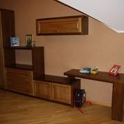 Изготовление детской мебели под заказ фото