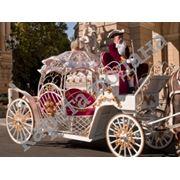 Свадебная карета фото