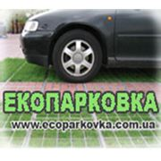 Экологические парковки, зеленая парковка фото