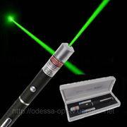 Мощная лазерная указка Green laser Pointer 30 мВт — Зеленый лазер! Есть 100 мВт фото
